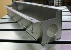 custom sheet metal